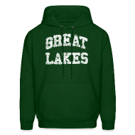 Hoodies ~ Men's Hoodie ~ Old Great Lakes