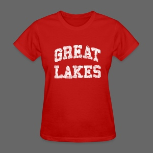 Old Great Lakes - Women's T-Shirt