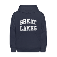 Sweatshirts ~ Kids' Hoodie ~ Old Great Lakes