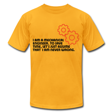 I Am A Mechanical Engineer 5 (dd)++ T-Shirts