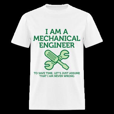 I Am A Mechanical Engineer 2 (dd)++ T-Shirts