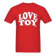 T-Shirts ~ Men's T-Shirt ~ love toy