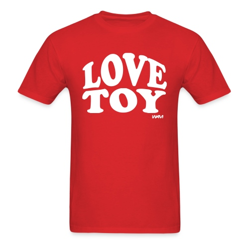 love toy - Men's T-Shirt