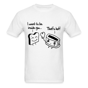 Toast & Toasty T-Shirts - Men's T-Shirt