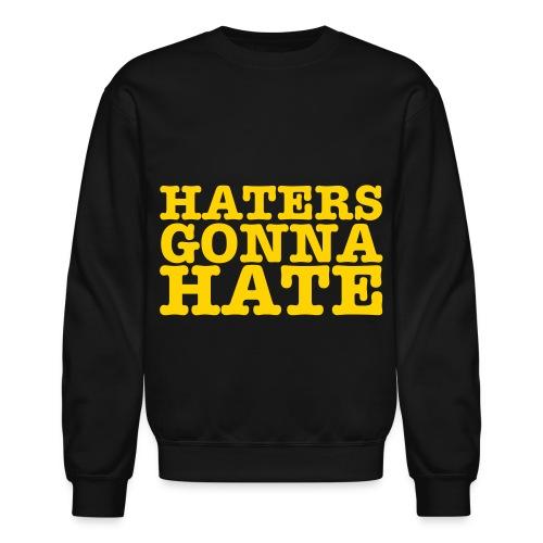 HATERS - Crewneck Sweatshirt