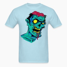 Zombie! HD Design T-Shirts