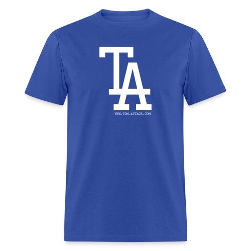 LA Represent Tom-Attack!! - Men's T-Shirt