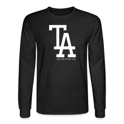 LA Represent Tom-Attack!! - Men's Long Sleeve T-Shirt