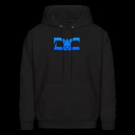 Hoodies ~ Men's Hoodie ~ MEN'S HOODIE: DotaCinema logo black