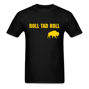 Roll Tad Roll - Men's T-Shirt