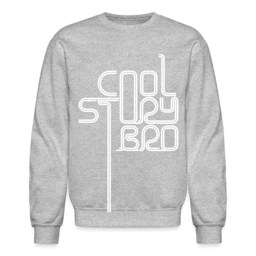 cool story bro crew neck - Crewneck Sweatshirt