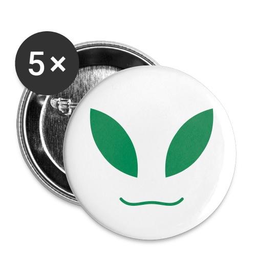 Alien - Large Buttons