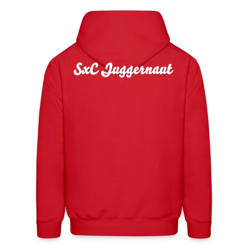 SxC City Bitch [Juggernaut] - Men's Hoodie
