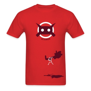 The Beast Red - Men's T-Shirt