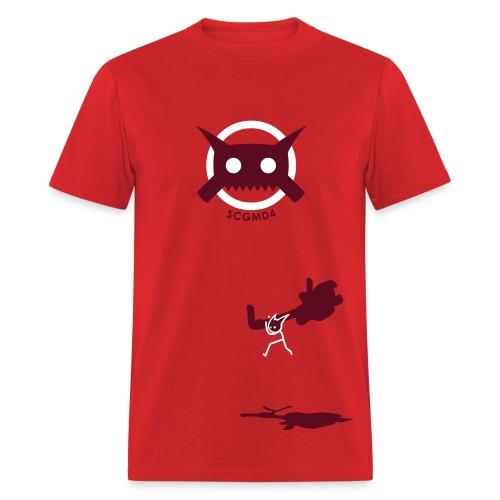 The Beast Red - Men's T-Shirt