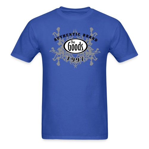 Rorshack 2 - The Goods Brand - Men's T-Shirt