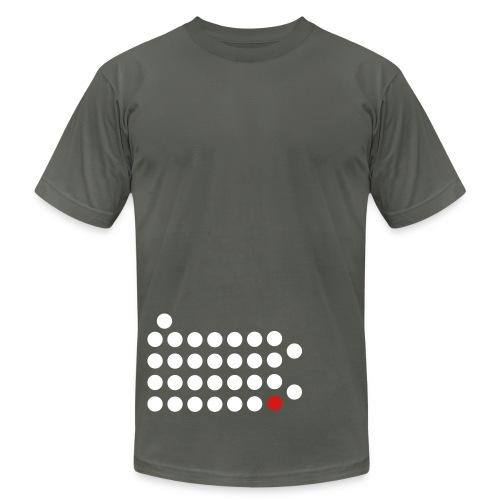 Philadelphia Dot Shirt - Men's Fine Jersey T-Shirt