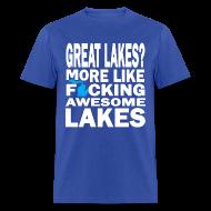 T-Shirts ~ Men's T-Shirt ~ Great Lakes?