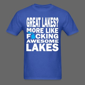 Great Lakes? - Men's T-Shirt