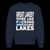 Long Sleeve Shirts ~ Crewneck Sweatshirt ~ Great Lakes?