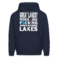 Hoodies ~ Men's Hoodie ~ Great Lakes?