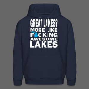 Great Lakes? - Men's Hoodie