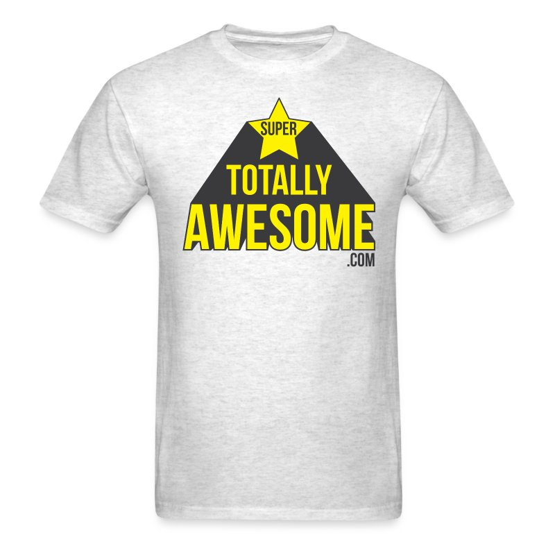 Super Totally Awesome! - Men's T-Shirt