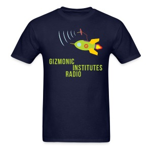 Gizmonic Institutes Radio! - Men's T-Shirt