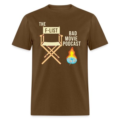 The F-List Podcast! - Men's T-Shirt