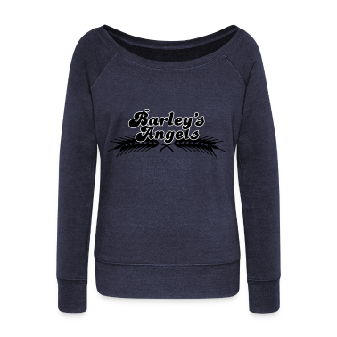 Womens Wideneck Sweatshirt
