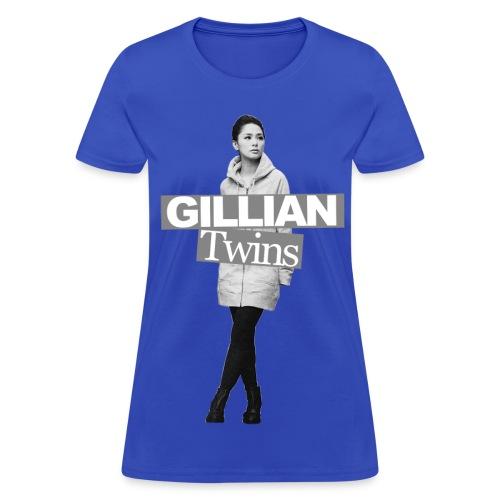 Twins 001 (Gillian) - Women's T-Shirt
