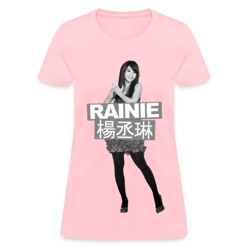 Rainie Yang 001 - Women's T-Shirt