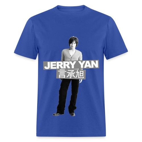 Jerry Yan 001 - Men's T-Shirt