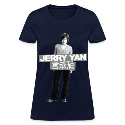 Jerry Yan 001 - Women's T-Shirt