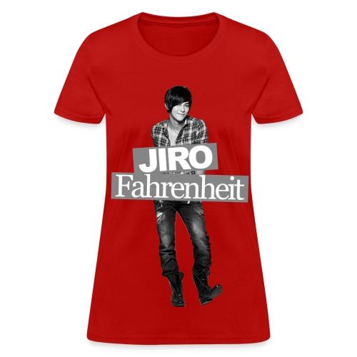 Fahrenheit 001 (Jiro) - Women's T-Shirt