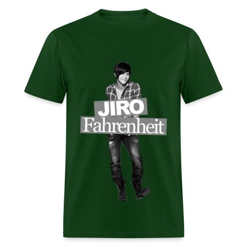 Fahrenheit 001 (Jiro) - Men's T-Shirt