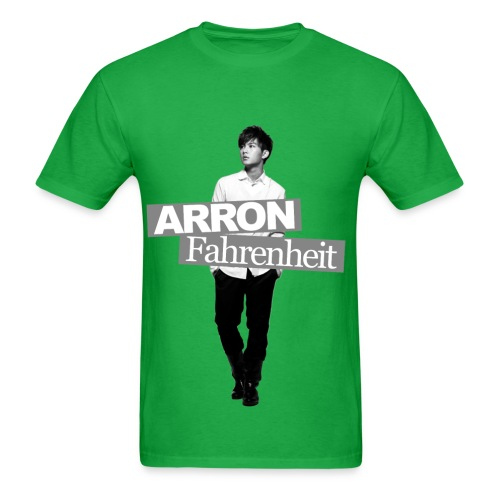 Fahrenheit 001 (Arron) - Men's T-Shirt