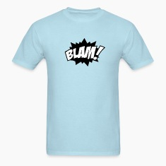 Blam Comic Book T-Shirt