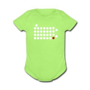 Philadelphia Dot Shirt - Baby - Short Sleeve Baby Bodysuit