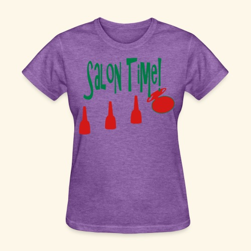 salon time - Women's T-Shirt