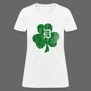 Detroit Shamrock - Women's T-Shirt