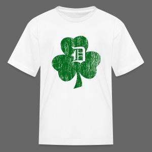 Detroit Shamrock - Kids' T-Shirt