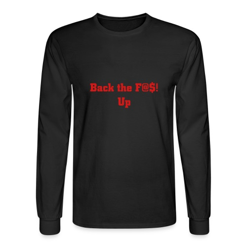 Engage at your own peril. - Men's Long Sleeve T-Shirt
