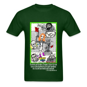 Squeaky Fromme - Men's T-Shirt