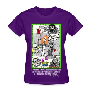Squeaky Fromme - Women's T-Shirt