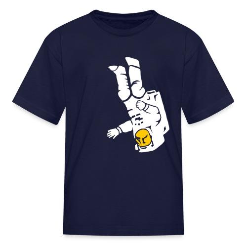 Space Walk Children's Shirt - Kids' T-Shirt