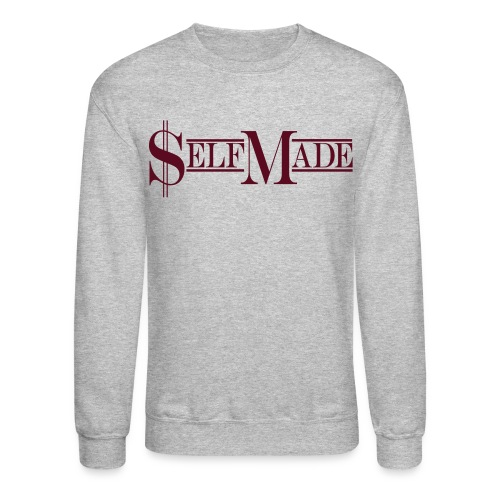 Self Made - Crewneck Sweatshirt