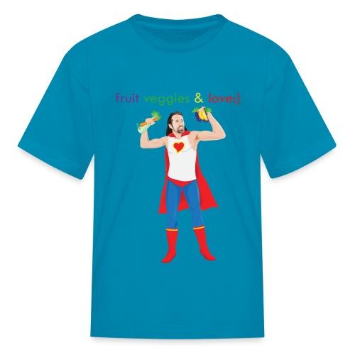 SuperHero 2012 - Kids' T-Shirt