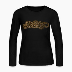 Doctor Who Gallifrey Name Long Sleeve Shirts