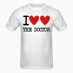 I Heart The Doctor T-Shirts